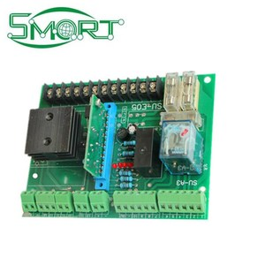 Smart Electronics PCBA Assembly Supplier and PCBA Manufacture Braiding Machine Control Board Motherboard