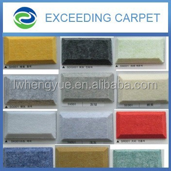 Sound proof cubicle insulation acoustic wall panel