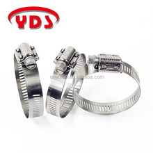 304 high pressure washer stainless steel hose clamps