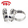 Hot Sale Durable High Torque Worm Drive Hose Clamp