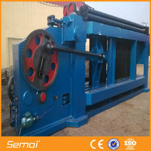 China Supplier Semai hexagonal wire netting machine / hexagonal chicken wire mesh / hexagonal mesh fabric machine