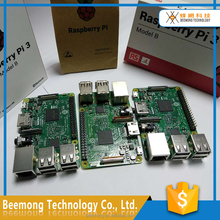 Hot sall!! Raspberry Pi 3 Model B RS Version 1GB RAM Quad Core 1.2GHz 64bit CPU WiFi & Bluetooth