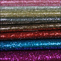 2016 Fashion Mirror PU Leather Glitter Fabric for Bags/Handbag material