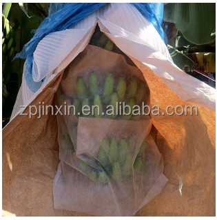 UV treated pp spunbond nonwoven banana bags/banana sleeve,/banana growing protection cover