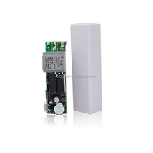Tubular Motor Receiver, Wireless RF Remote Control Switch Transmitter+ Receiver CY846