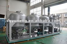 Used Engine Oil Refinery Machine/Sludge Oil Regeneration Plant