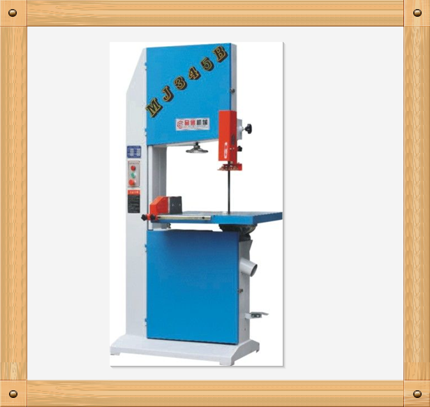vertical wood panel band saw