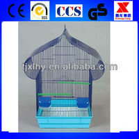foldable wire bird cage