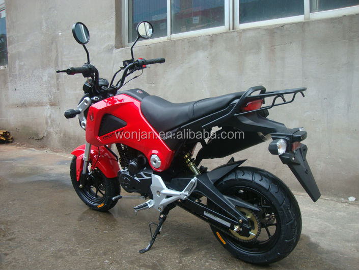 2014 Newest Model Thailand Mini Monkey 110cc Motorcycle
