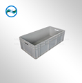 Cheap and high quality EU standard size plastic storage box from china