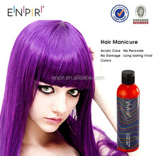 OEM/ODM hair manicure hair dye products manufacturer