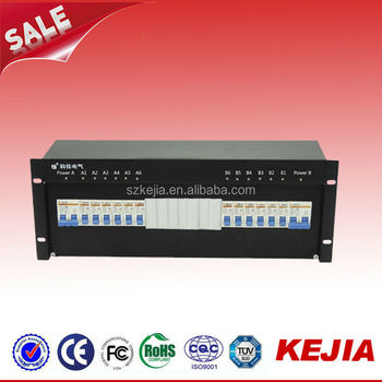 50A 12chs DC Electric Distribution Box