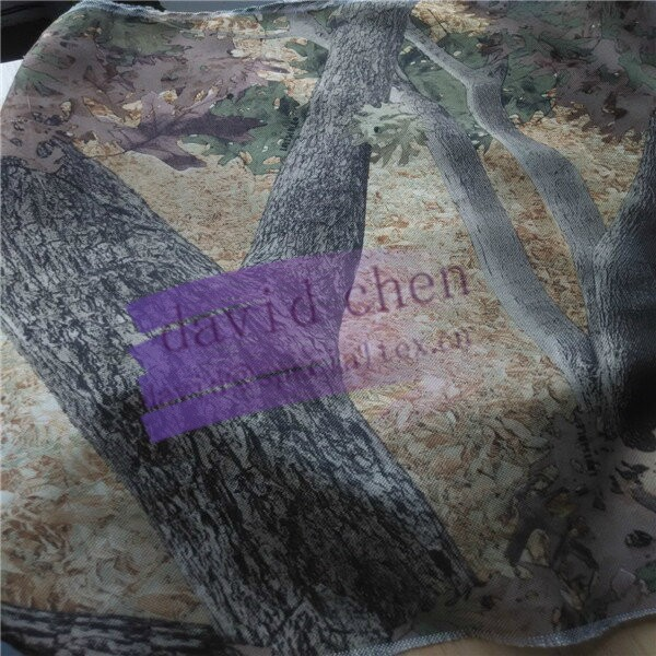 polyester camouflage fabric store online