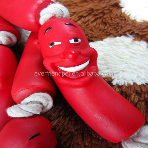 2014 lovely figure sausage new pet products/Pet novelty items