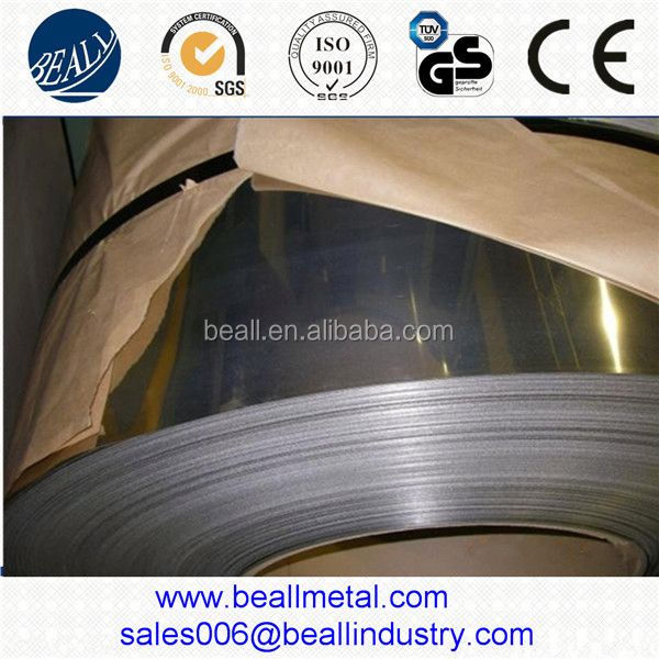 Leading big fabricator directly sale best price per kg coil stainless steel