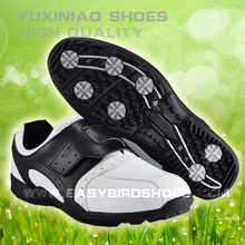 mens high top waterproof golf shoes best quality fashion style for Ladies and Gentleman business