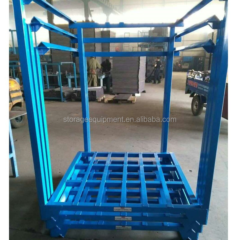 2017 HOT SELLING warehouse steel stacking racks & shelves