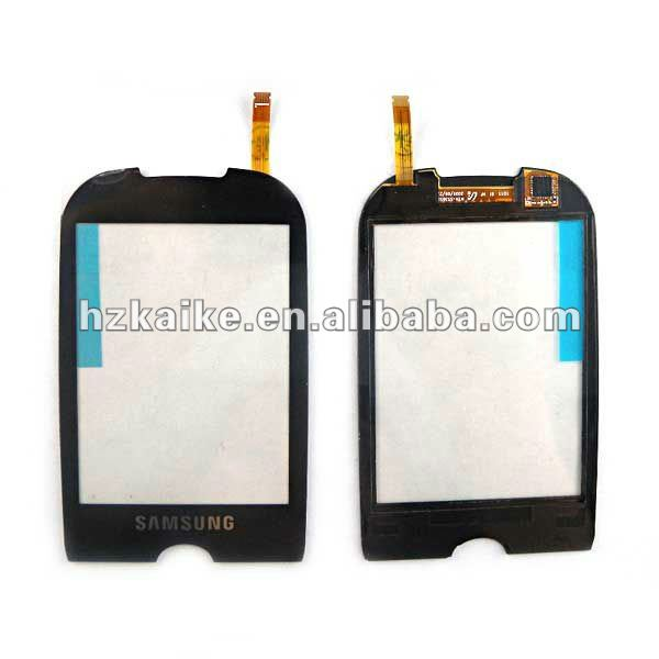 Replacement cellular phone digitizer for Samsung s3650