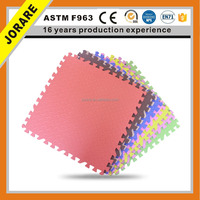 High Quality waterproof soft EVA Foam Mats Manufacturer