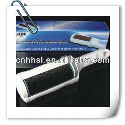 Electrostatic Clothing Lint Remover Brush Sweeper