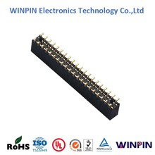 Free sample pin header female connector 2mm pitch