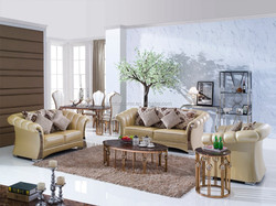 c-506 1+2+3 2015 new model classical sofa set picture