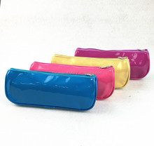 Multifunction School student Leather PVC Pencil case for teenagers