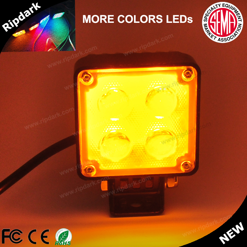 15w spot work lights latest version fog light LED for motorcycle