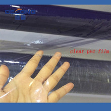 2017cling film pvc/Clear Vinyl roll / Plastic Film/ sheet