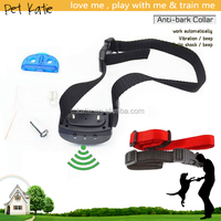 Small Dogs Pet Obedience Training Control Bark Remote Dog Collar