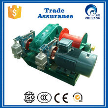 15t Crane Hoist Winch for Lifting with competitive price