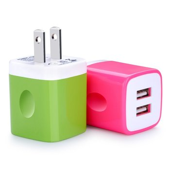 2017 new travel wall mount home charger 5V 2A