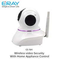 Factory direct offer! Wifi IP camera with alarm function via MMS/email (GS-NH) with night vision