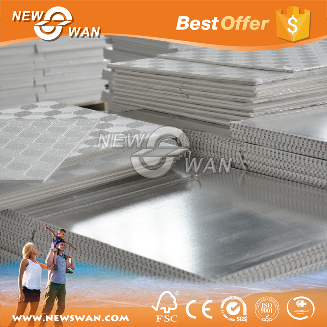 PVC Film front covered gypsum board / Gypsum ceiling