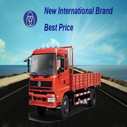 New 4x2 140HP Small Cargo Lorry Better Than Kia Cargo Truck
