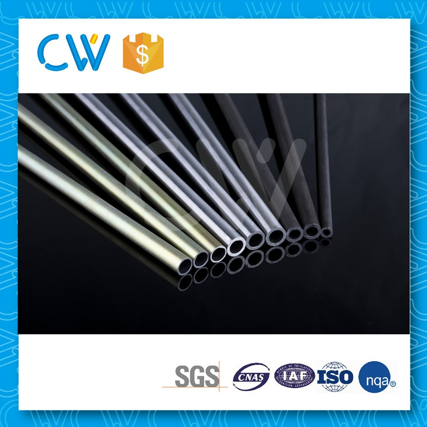 BS3602 CFS360 OD 2mm - 60mm WT 0.3mm to 10mm hydraulic line tube prices of galvanized pipe