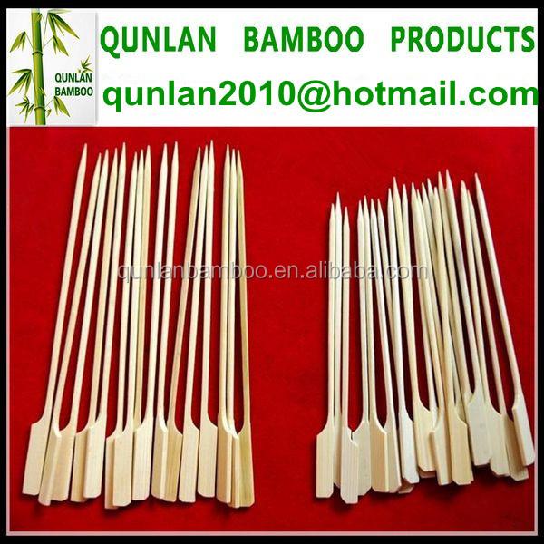 Disposable Bamboo Teppo Kushi Stick Skewer Pick