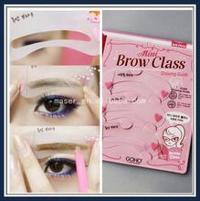 3 Types of Eyebrow Design, Eyebrow Stencil Design Kit Pmuk-ac-1509