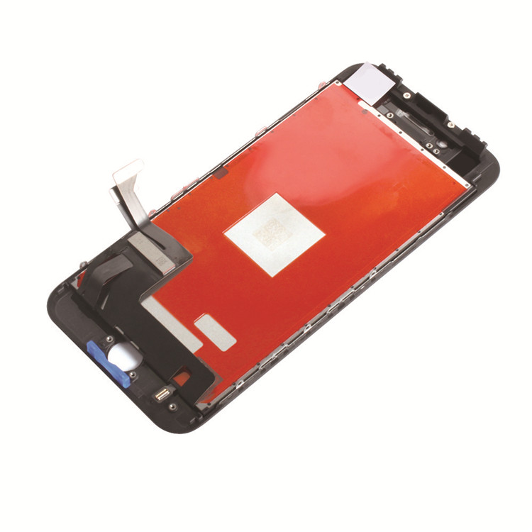 HQ 4.7 ''LCD replacement For iPhone 8 LCD Screen +senor +camera+earmesh