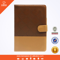 factory sell PU tablet case for ipad