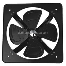 16 inch wall mount industrial full metal big exhaust fan