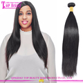 Unprocessed Straight Shoulder Length Human Hair Darling Hair Extension Natural No Tangle No Shed Remy Hair Extension