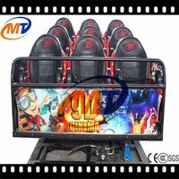 Popular hydraulic motion best home cinema 5D cinema,7D cinema,9D cinema