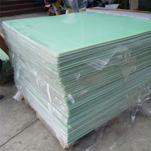 Thickness 0.5-30 mm epoxy resin fiberglass fr4 board fr-4 processed parts .