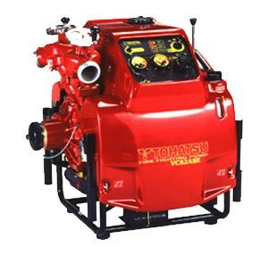 TOHATSU FIRE FIGHTING PUMP TYPE VC82ASE