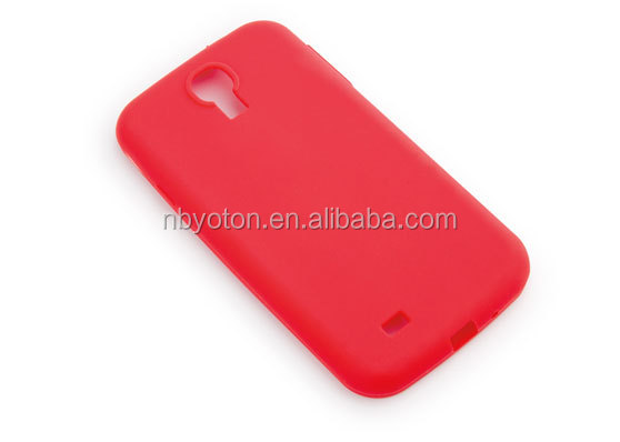 Protective silicone case for Samsung Galaxy S4/silicone phone case