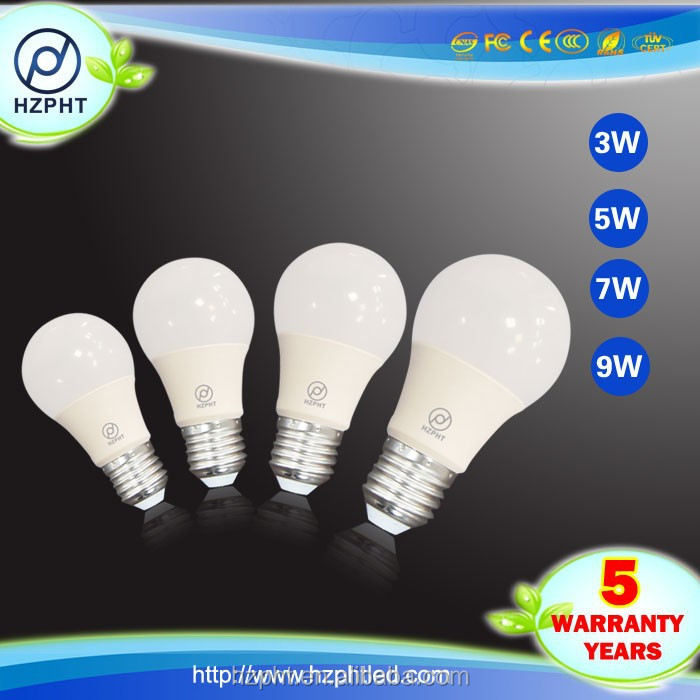 Listed on the Shanghai dimming magic the gathering e14 e26 e27 wifi led bulb 9W b15d led bulb