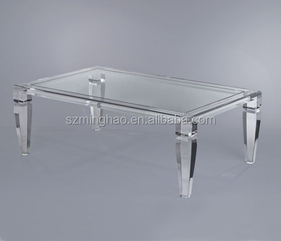 Sapce saving home furniture, acrylic coffee table