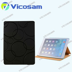 new arrival 2014 genuine leather case for ipad mini 3 case