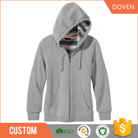 Custom Good Quality Pullover And Zipper